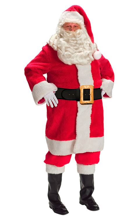 father christmas santa suit santa supply online