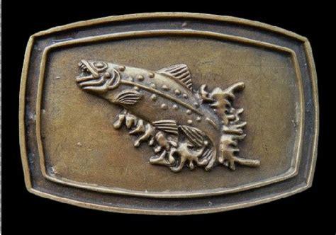55 Best Fishing Belt Buckles Images On Pinterest