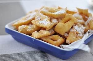 Comment Faire Des Beignets : recette des beignets de carnaval bugnes ou oreillettes ~ Dode.kayakingforconservation.com Idées de Décoration