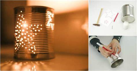 gorgeous diy tin  lanterns diy crafts