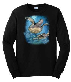 sleeve t shirts with wildlife images