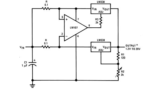 Application Circuits Explained Simple Words