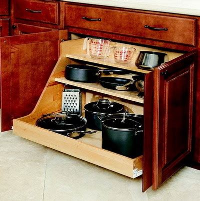 kitchen storage ideas for pots and pans 30 kitchen pots and pans storage solutions removeandreplace com