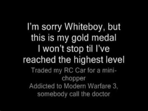 Brysi  Modern Warfare 3 Rap Lyrics Youtube