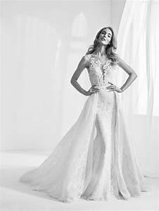 Robe Mariage 2018 : pronovias 2018 toute la collection de robes de mari e ~ Melissatoandfro.com Idées de Décoration