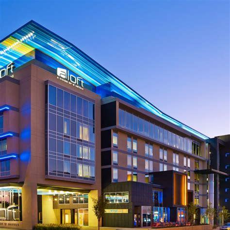 A Loft by Aloft Hotel Alvine Engineering