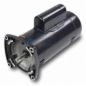 Hayward Max-flo Ii 1 Hp 2-speed Motor