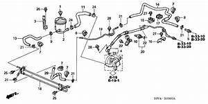 2007 Honda Pilot Engine Diagram