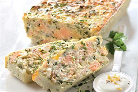 cuisine recette simple terrine saumon truite recette facile gourmand