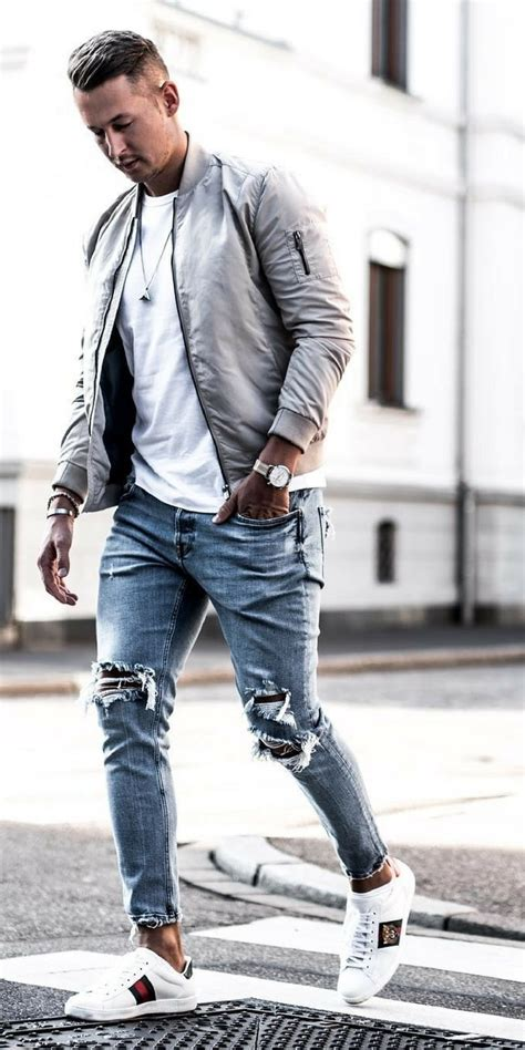 How To Wear Ripped Jeans Like A Street Style Star u2013 LIFESTYLE BY PS