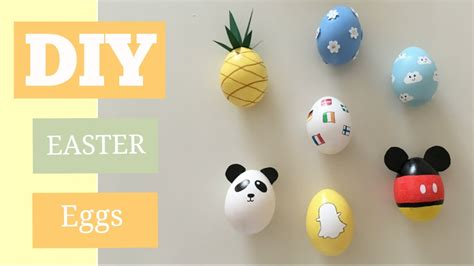 7 Super Cute Diy Easter Egg Ideas