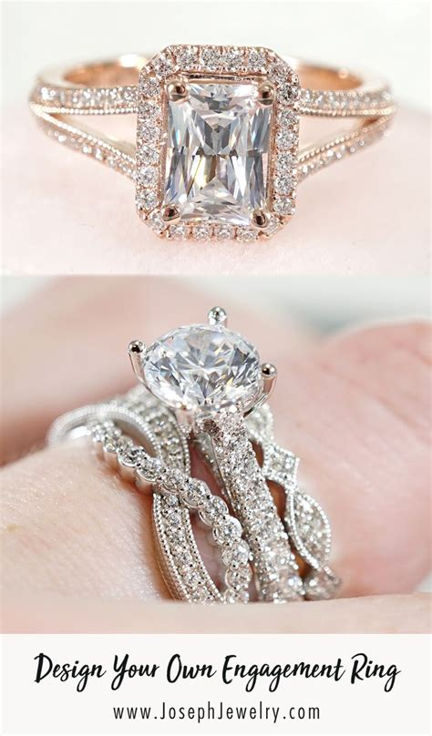 design your own engagement ring from scratch 1043 best custom engagement rings images on