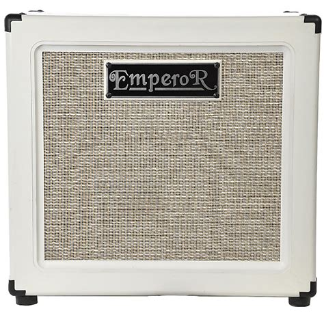 cheap 1x12 guitar cabinet emperor guitar cabinet 1x12 cb white w salt and pepper