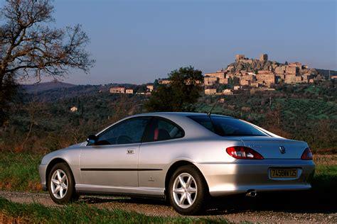 1997 Peugeot 406 Coupé
