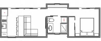 30 X 30 With Loft Floor Plans by Modhaus Adds Contemporary Flair To Tiny House Movement