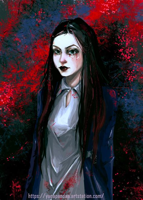 Artstation Fan Art Alice Madness Returns Yana Panda