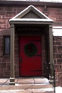 Significance, Of, Red, Doors, In, A, Church