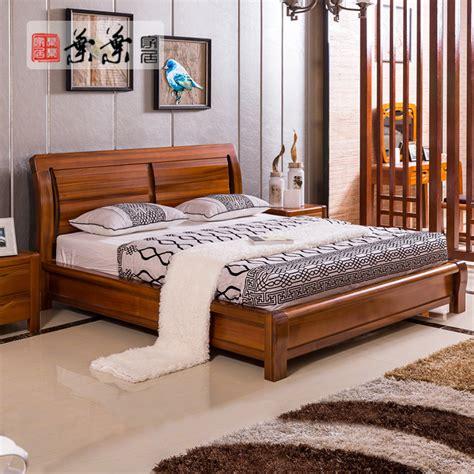 Bedroom Design Wood Bed by Modern Single Bedroom Teak Wood Bed Designs Pictures Black