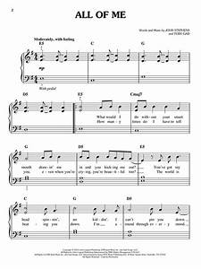 beginner piano sheet music for popular songs john legend With piano music books with letters