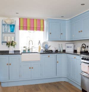 Decorating Ideas For Blue And White Kitchen by 19 Amazing Kitchen Decorating Ideas Real Simple