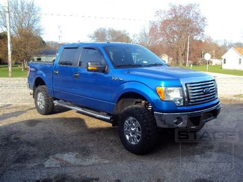 2009 2013 F150 4WD Rancho 4 Inch Lift Kit RS6518B