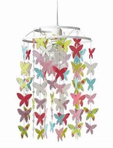 Abat Jour Fille : decoration abat jour papillons fille vertbaudet acheter ce produit au meilleur prix ~ Teatrodelosmanantiales.com Idées de Décoration