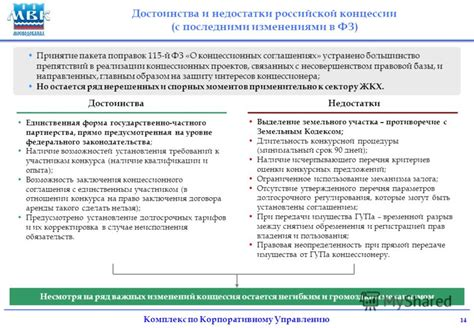 Инициативная концессия новый способ заключения соглашения без конкурса энергосовет.ru