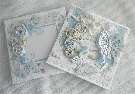 shabby chic card card shabby chic quot always quot handmade card and gift box