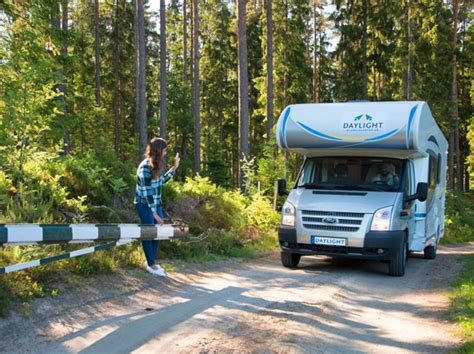 wohnmobil mieten schweden wohnmobil in schweden mieten