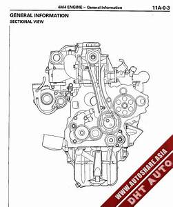 Mitsubishi Ebook Soft   Service Manual  Mitsubishi 2 8 Tdi 4m40 Engine Service Manual