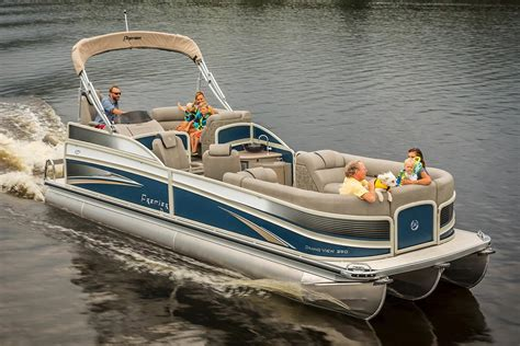 Best Affordable Pontoon Boats 2018 by 5 Rocket Fast Pontoon Boats Boats