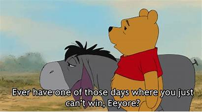 Eeyore Disney Pooh Ever Those Days Bad