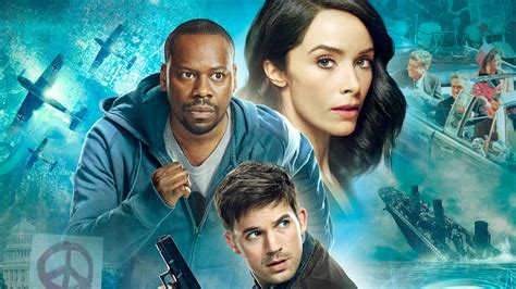 Timeless - Serie TV (2016) - MYmovies.it