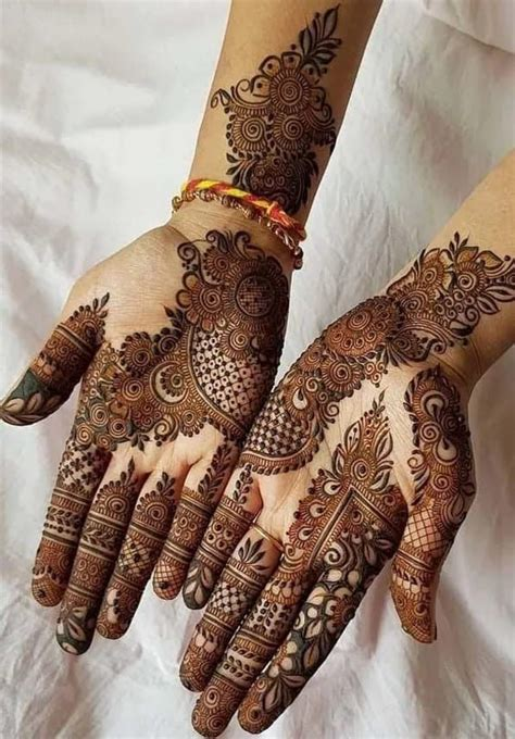 awful henna designs  women   sensod create connect brand front hands