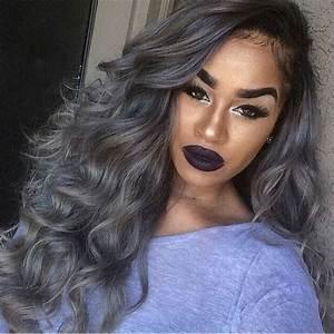 25 Best Ideas About Purple Grey Hair On Pinterest Crazy