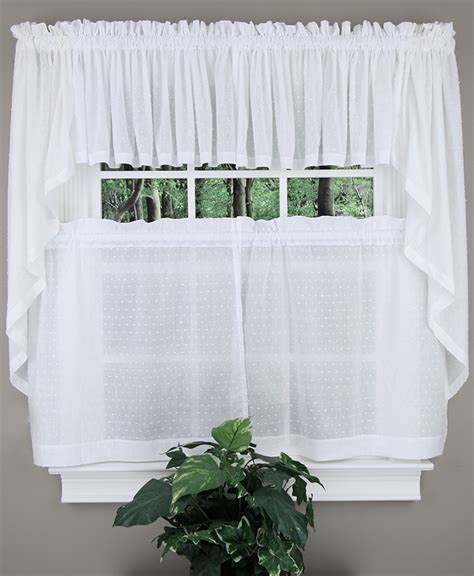 dorothy curtains white united curtain sheer kitchen