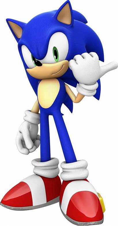 Sonic Episode Pose