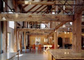 pole barn home interior barn restored from rustic to modern and cozy house in pine plains new york by architect