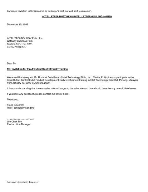 visa invitation letter   friend  hdvisa