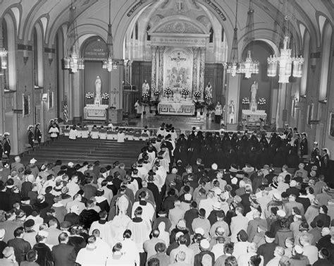 history  st pauls catholic church  reading pa