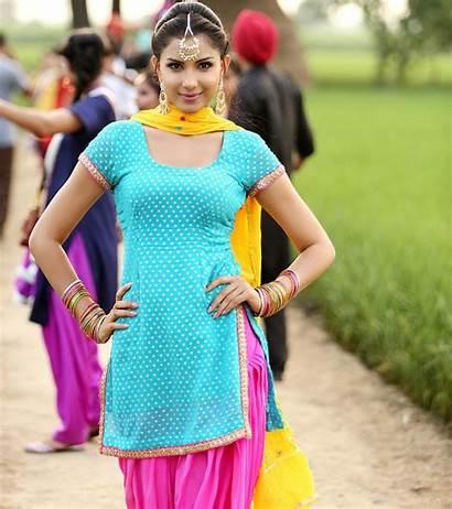 Monica Gill Punjabi Suit Wallpapers Punjab Punjabis