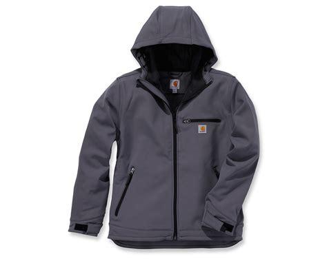 carhartt crowley soft shell hooded jacket  mammothworkwearcom