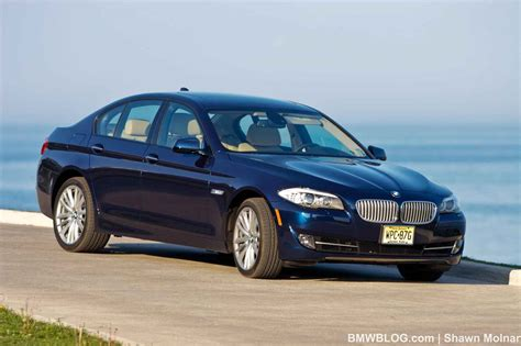 2011 Bmw 535i Review From Consumer Reports