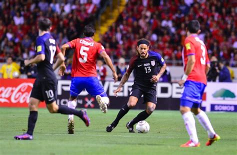 Suffers Embarrassing Loss Costa Rica