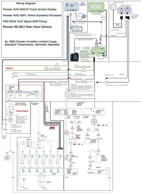pioneer avic n2 wiring diagram wiring diagram and schematic diagram