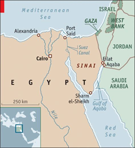 map sinai pininsila pictures to pin on