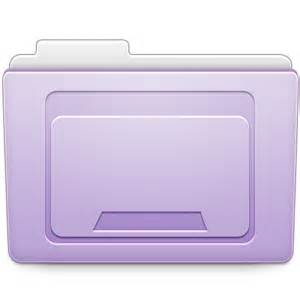 Desktop Folder Icons