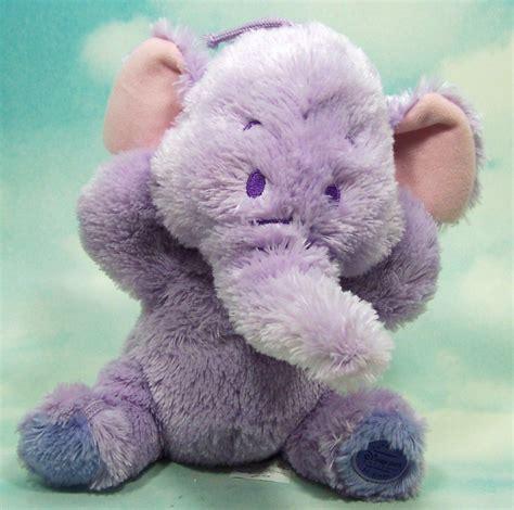Disney Store Lumpy The Heffalump Elephant Plush Winnie The