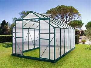 Mini Serre De Balcon : mini serre de jardin ou balcon polycarbonate capucine 0 8m2 ~ Premium-room.com Idées de Décoration