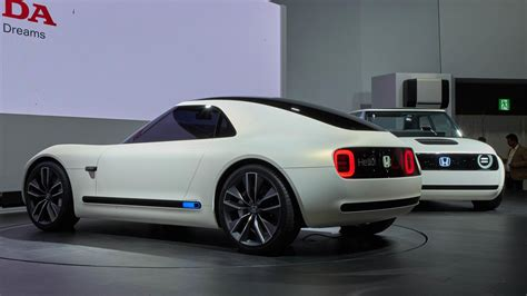 Honda Concept Cars by Honda Brings Electric Sports Car Concept To Tokyo Motor Show